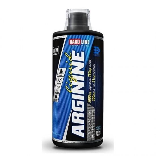 Hardline Arginine Liquid 1000 mL