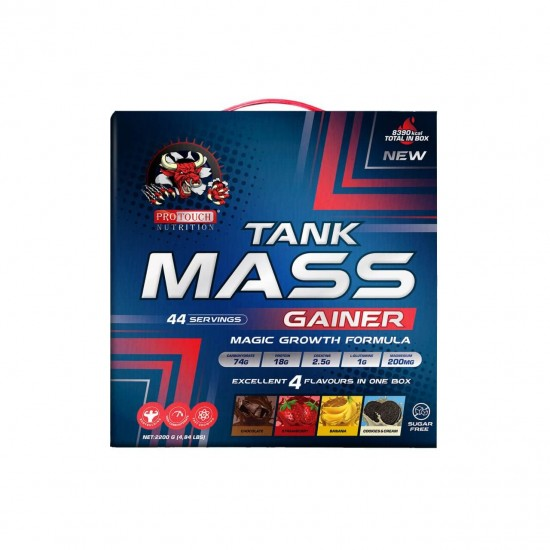 Protouch The Tank Mass Gainer 2200 Gr 44 Şase 4 Aroma