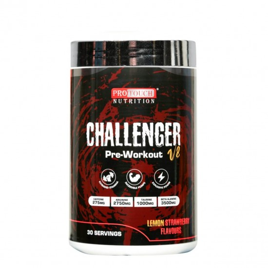 Protouch Challenger V8 Pre Work Out 450 Gr